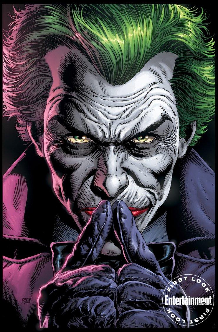 когда выйдет комикс Три Джокера