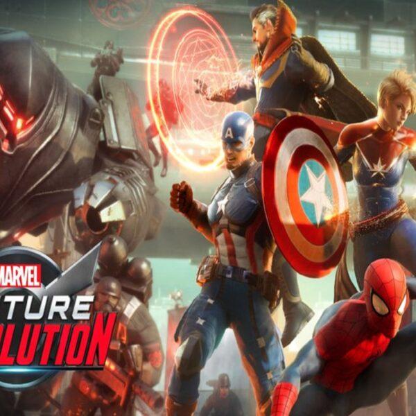 новая игра от марвел Marvel Reveals Future Revolution