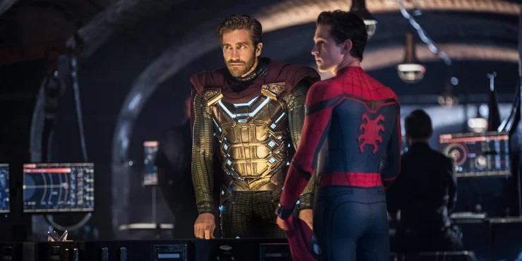 о чем фильм Человек-паук Вдали от дома