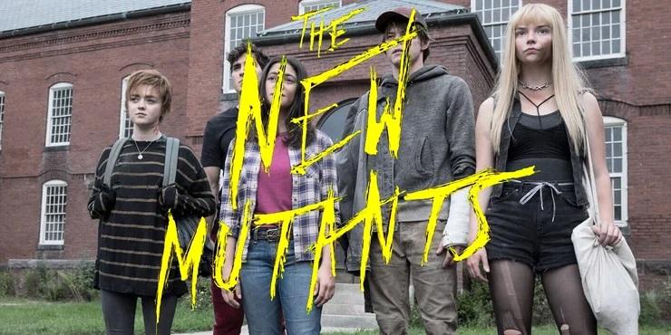 выйдет ли фильм Новые Мутанты 2
