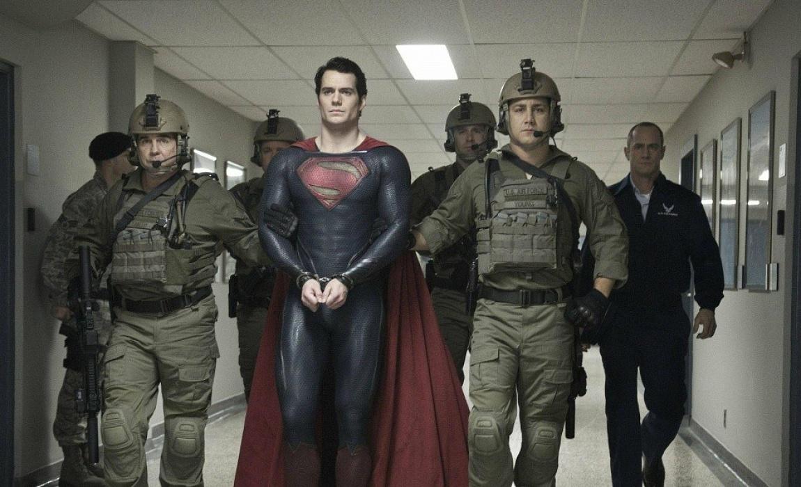 Фильмы DC по порядку