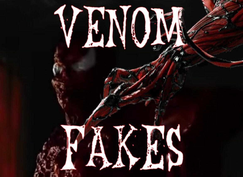 Фотографии Веном 2 оказались поддельными