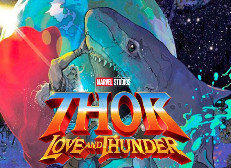 Космические Акулы появятся в Тор Любовь и гром