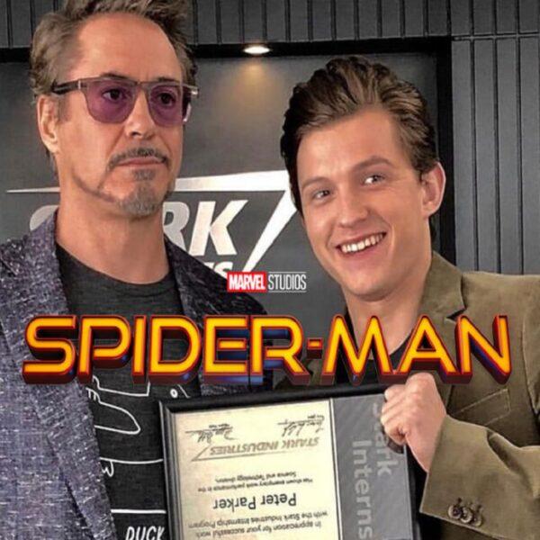 Sony не хотели чтобы Железный Человек был связан с Человеком-Пауком