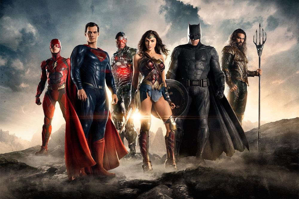 Список всех фильмов по комиксам DC