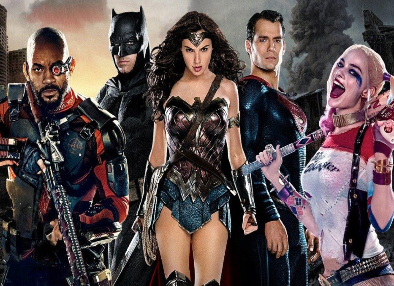 В каком порядке смотреть фильмы DC Comics