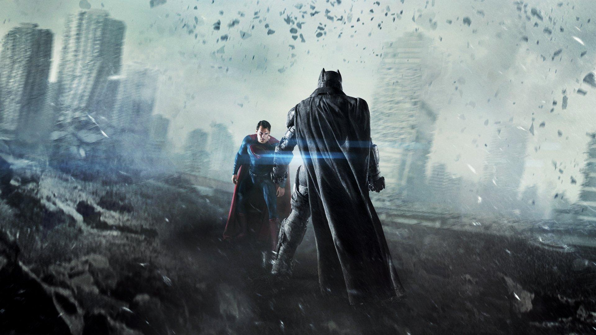 Все фильмы расширенной вселенной DC