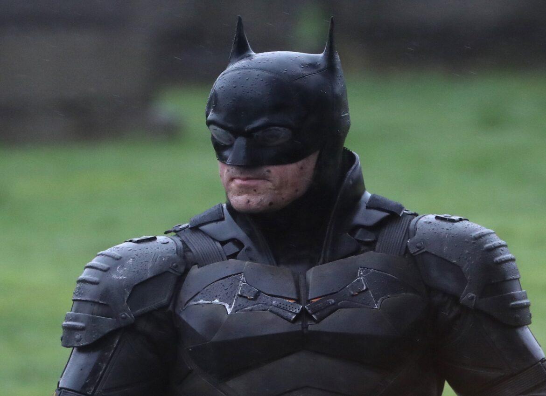 фильм Бэтмен готов только на 25%