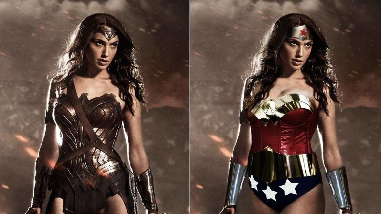 как выглядит Чудо-Женщина персонажи DC