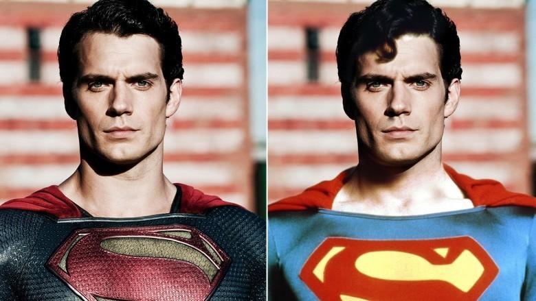 как выглядит Супермен персонажи DC