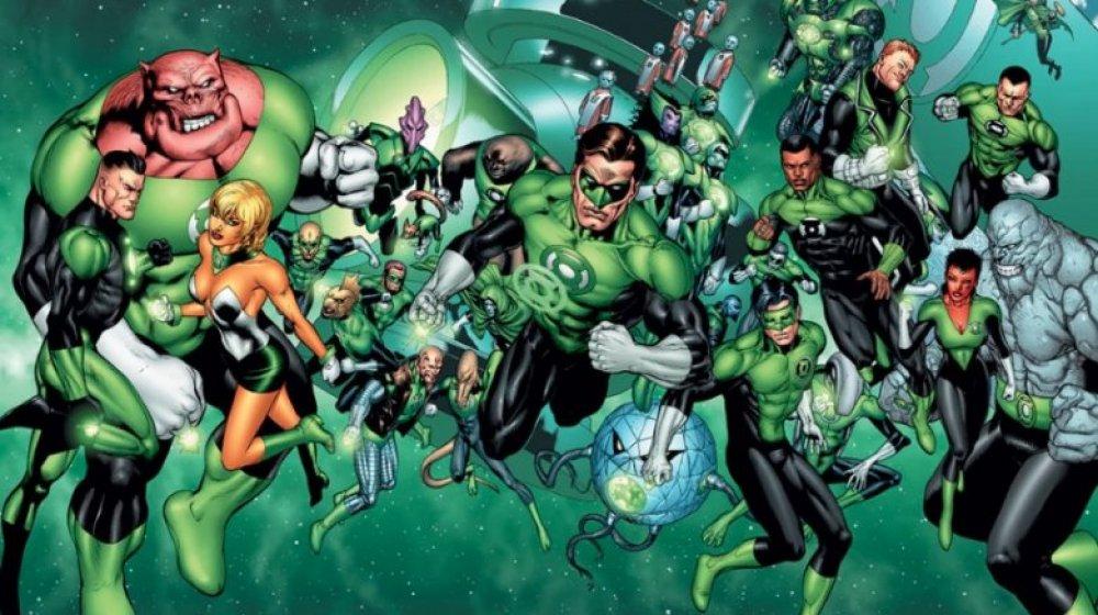 когда выйдет фильм DC Корпус Зелёных Фонарей