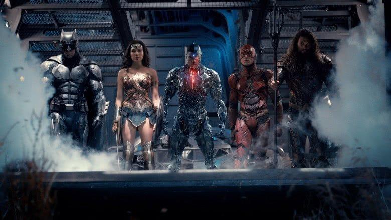 когда выйдет фильм DC Лига Справедливости 2