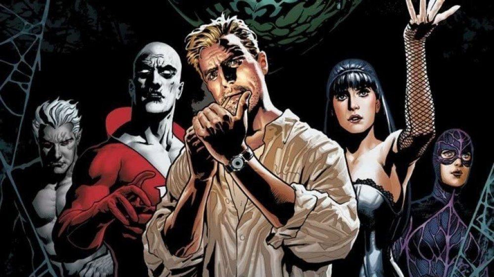 когда выйдет фильм DC Темная Лига Справедливости