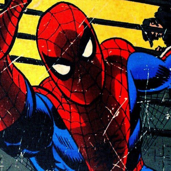 первый враг человека паука