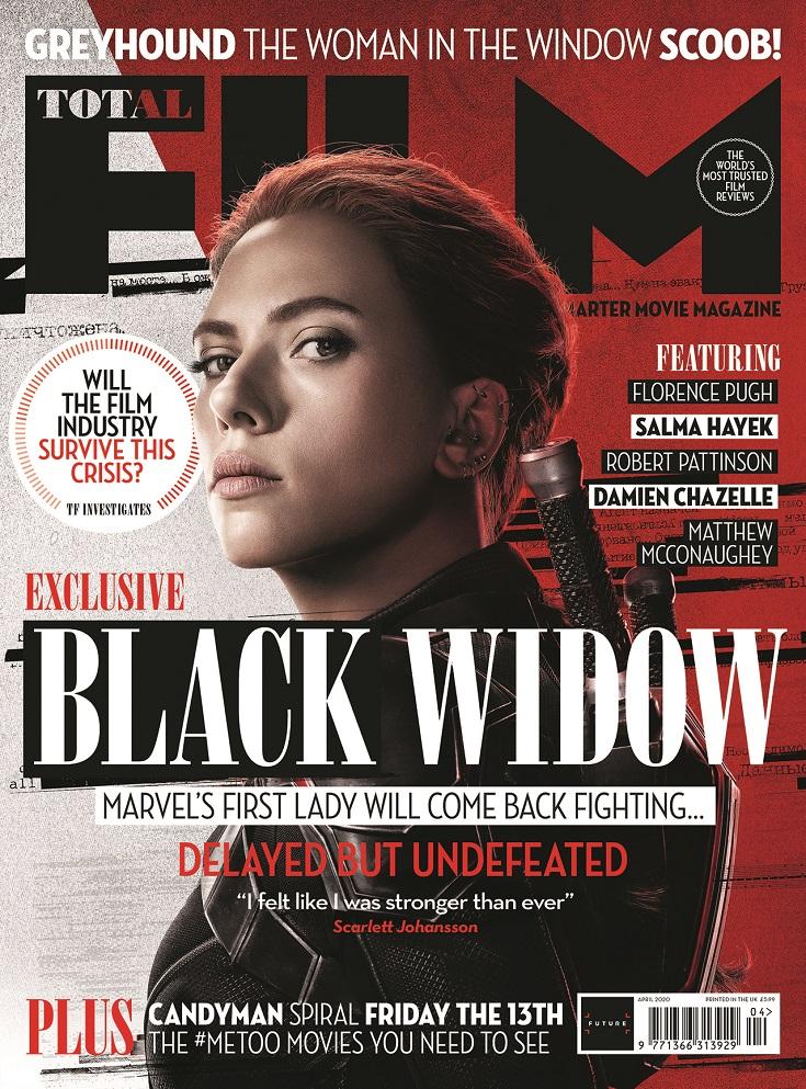 промо постер фильма Черная Вдова