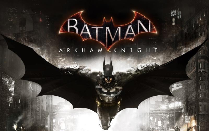 Бэтмен самые лучшие игры