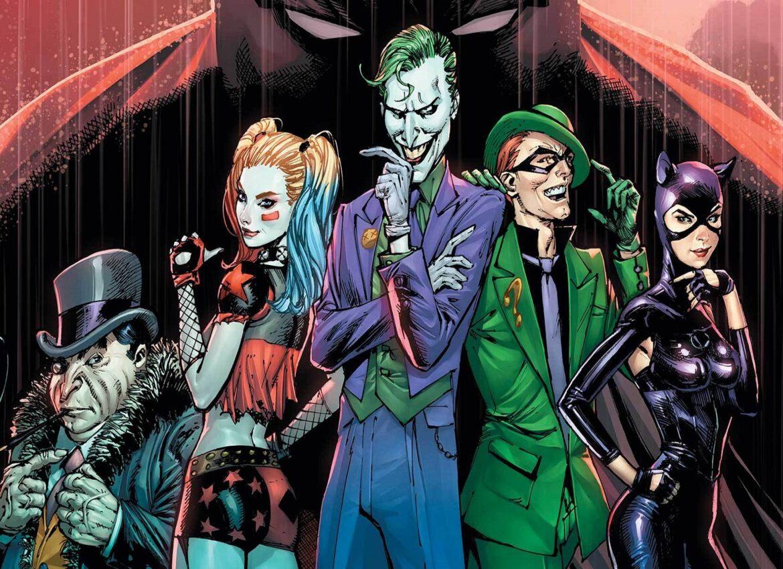 Что такое DC Comics