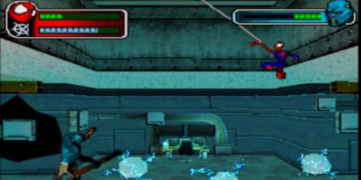 Игры про Человека-паука список лучших и новых
