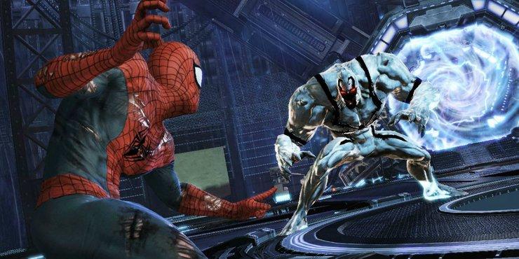 Игры серии Spider-Man