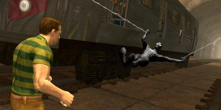 Лучшие игры про Человека-паука рейтинг