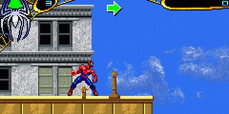 Лучшие игры про Человека-паука список