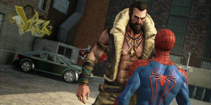 Лучшие игры про Человека-паука топ 22 игр