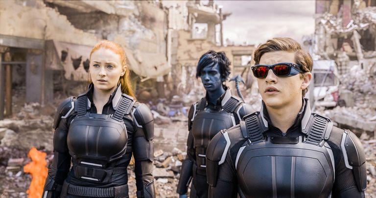 Люди Икс всё о фильмах серии