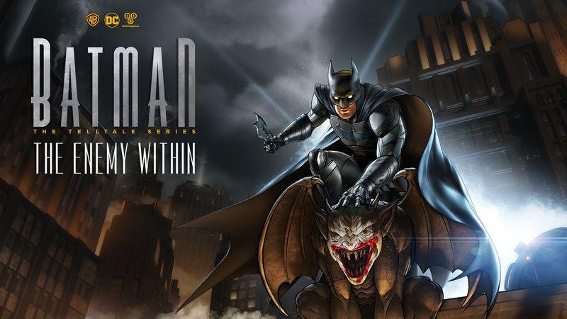 ТОП 7 лучших игр про Бэтмена