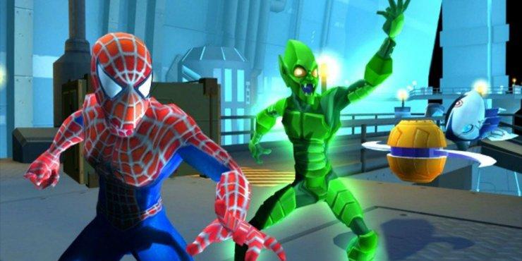 Топ-22 лучшие игры про человека-паука