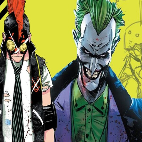 В комиксах DC появится новый персонаж Клоунхантер