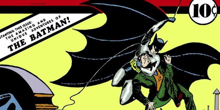 история появления комиксов DC