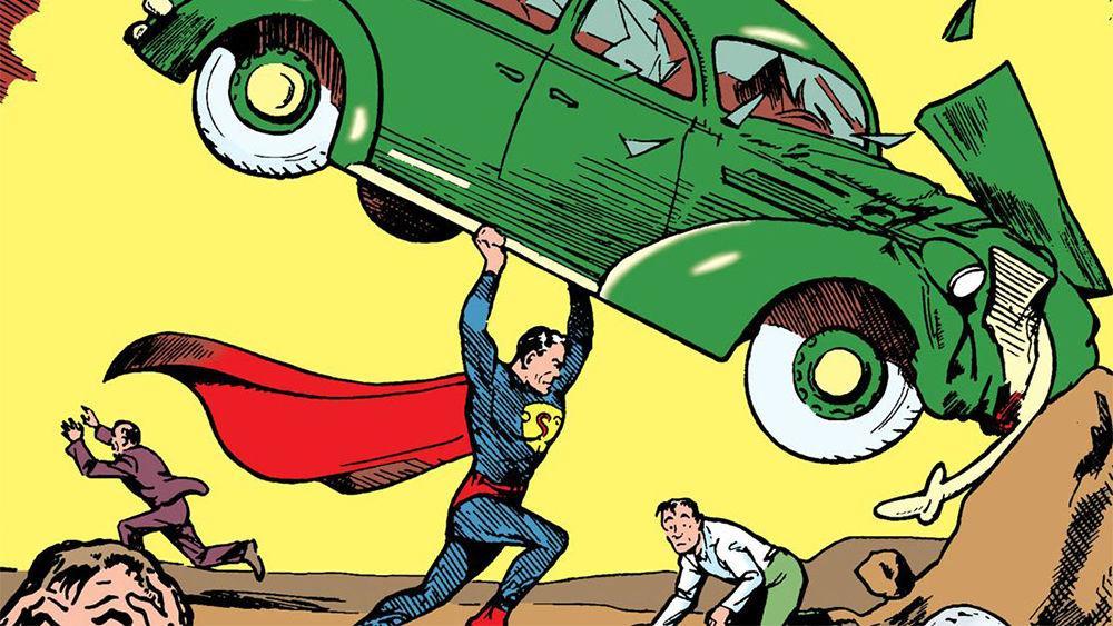 как появились комиксы DC