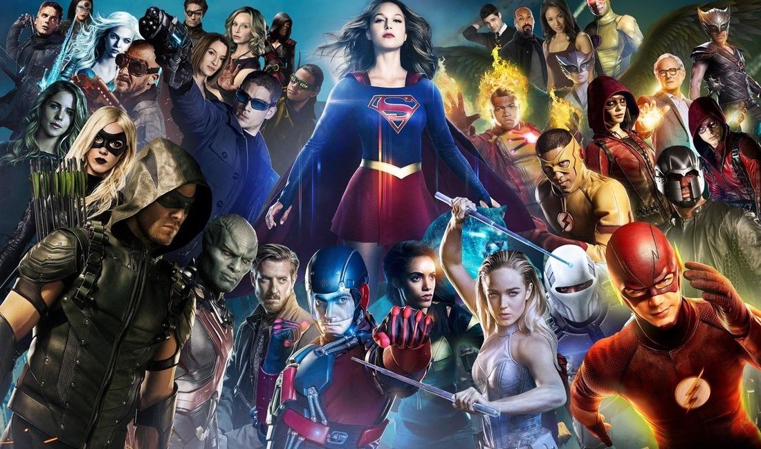 хронология сериала Супергерл