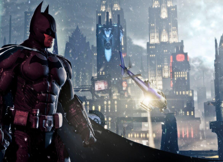 лучшие игры про бэтмена