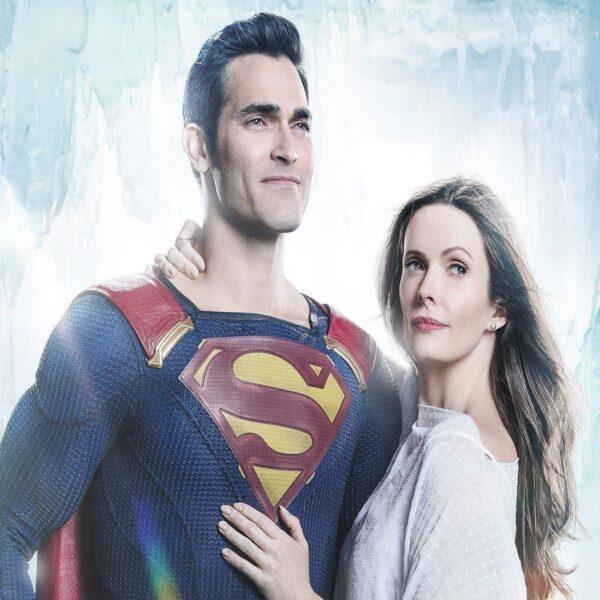 официальный постер сериала Супермен и Лоис