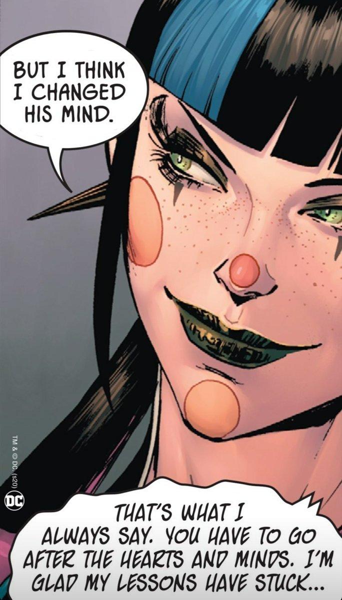 почему Панчлайн ревнует Джокера к Харли Квинн