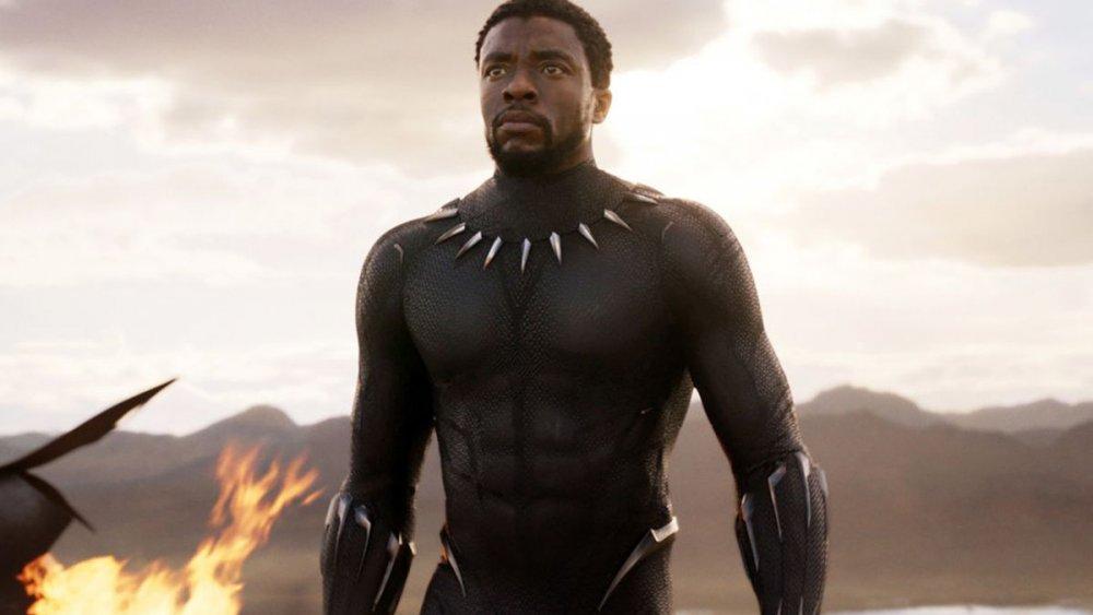 появление Черной Пантеры в 4 Фазе Марвел