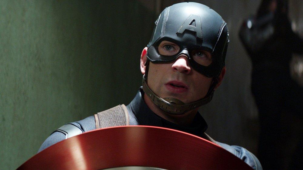 появление Капитана Америка в 4 Фазе Марвел