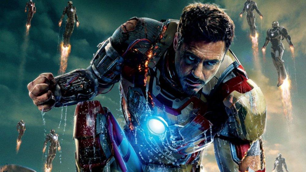 появление Железного Человека в 4 Фазе Марвел