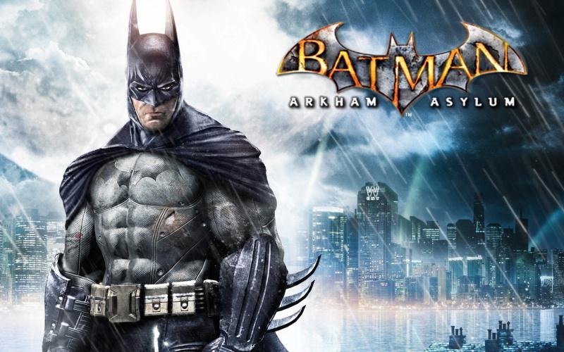 рейтинг лучших игр о Бэтмене