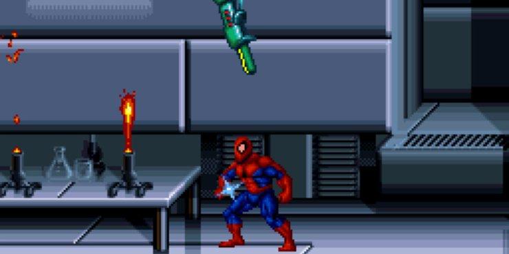 самые лучшие игры про Человека-паука