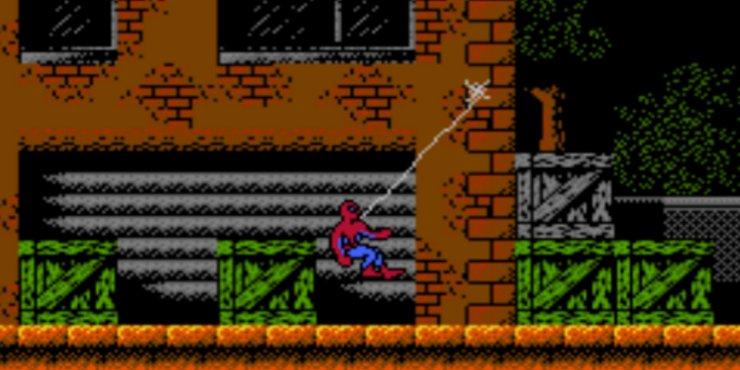 список лучших игр про Человека-паука