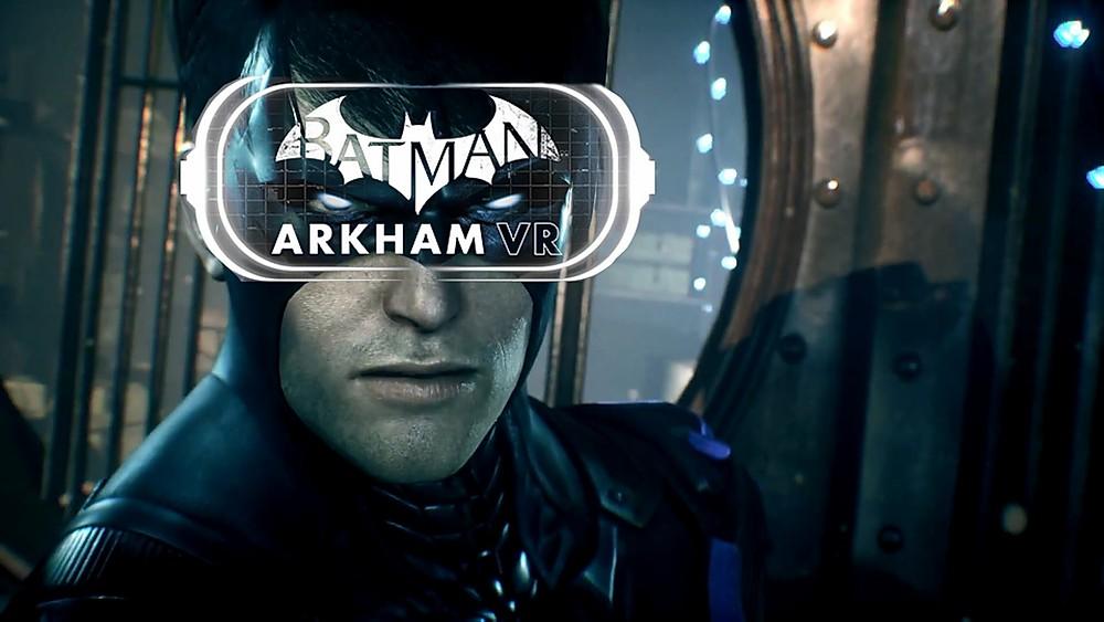 все игры серии Batman