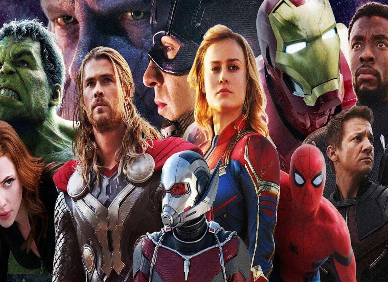 все супергерои марвел 4 фазы