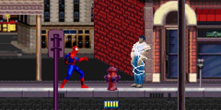 выбрать лучшую игру про человека паука