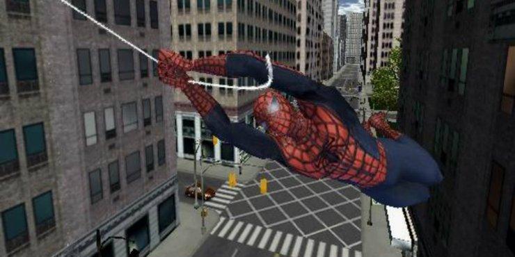 выбрать самую лучшую игру про человека паука