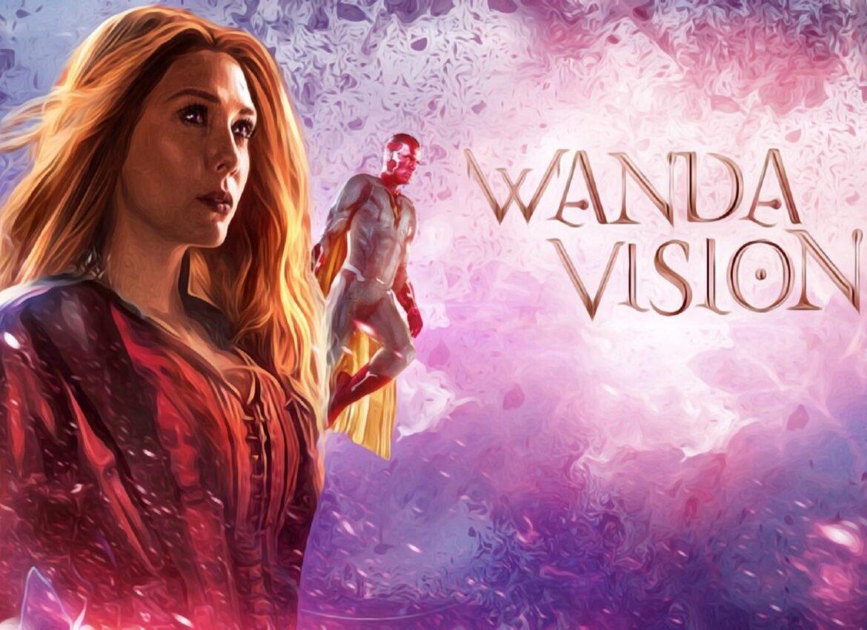 Сериал Ванда Вижн будет состоять из девяти эпизодов