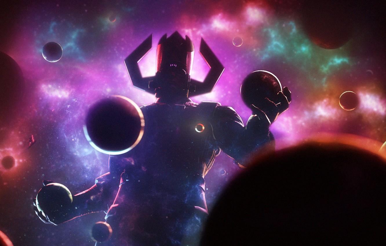 самые сильные герои марвел Галактус (Galactus)
