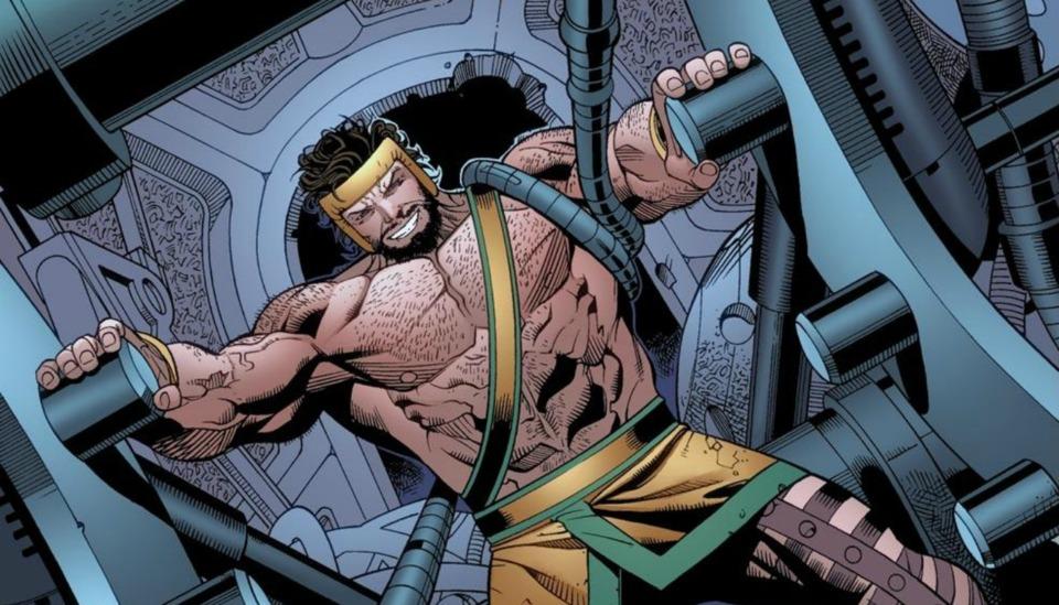 самые сильные герои марвел Геркулес (Hercules)