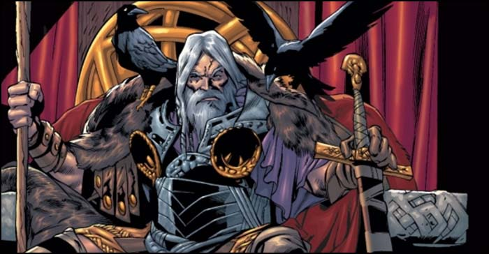 самые сильные герои марвел Один (Odin)